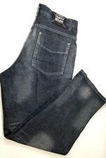 Skater, Wide Leg, Hip Hop Thirty Below Urban Wear Mens Jeans Sz 36 Denim Fadeout