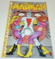Madman Atomic Comics #10 Comic Image DOUBLE SIGNED Michael Allred Laura Mike