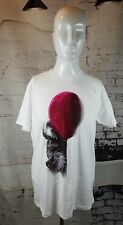 IT Movie Pennywise Clown Promotional T Shirt Stephen King - IT 2017 Halloween