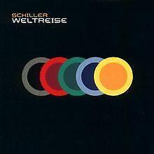 Schiller - Weltreise | DVD | Zustand gut