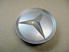 Original Mercedes embellecedores tapa del cubo llantas tapa Ø 75 mm de plata 66470202
