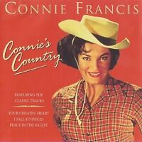 Connie Francis - Connies Country [CD]
