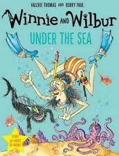 Winnie and Wilbur under the Sea (Paperback & CD) by Thomas, Valerie | Paperback