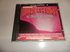 CD   Rock Legends Vol. 4