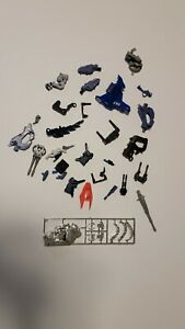 Lot of ZOIDS TOMY Used Vintage 1980's 1990's Toys Parts Sniper Elephander