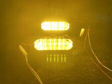 Whelen Lfl Liberty Patriot 500 Series Lin12 Duo Super Led Lights R Amber