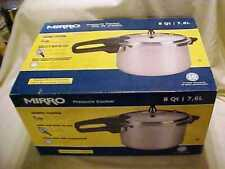 Mirro 92180 8-Quart Aluminum Pressure Cooker NEW IN FACTORY BOX