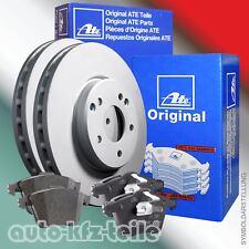 RB/_ für FORD KA VA ATE Powerdisc Bremsscheiben Beläge Vorderachse