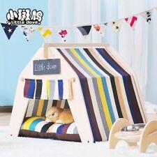 Haus und Zelt mit Spitze für Hund Katze oder andere Haustiere,  incl. Matraze