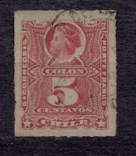 Chile 1878  -  SG 58    Columbus