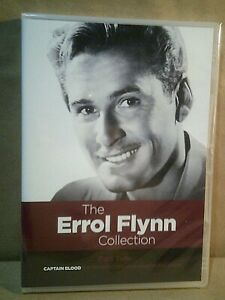 Errol Flynn - Captain Blood/The Private Lives Of Elizabeth Of Essex - New/Sealed