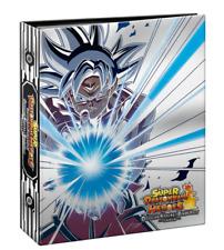 """Super Dragon Ball Heroes 4 pocket binder """" Space Battle Version """" Japan import"""