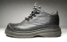 Dr. Martins  AW004 Black Leather 3 hole Lace Up Womens Size 4