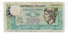 Italy 500 Lire 1979