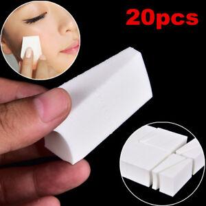 20PCS Beauty Makeup Triangle  Blender Blending Foundation Cosmetic Puff Sponge