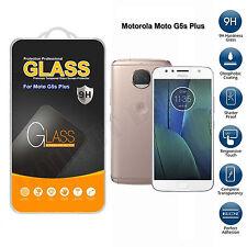 Motorola Moto G5s Plus Protection Écran En Verre Trempé Uniquement Pour
