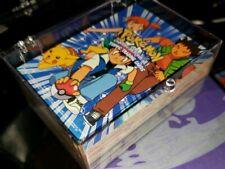 POKEMON SERIES 1 Movie Detective PikachuTOPPS COMPLETE CARD SET + Chase E1-E12