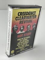 CREEDENCE CLEARWATER REVIVAL HOT STUFF Cassette Tape
