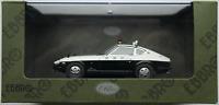 "Ebbro - 1969 Nissan Fairlady Z schwarz/weiß ""Highway Patrol"" 1:43 Neu/OVP"