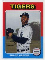 1975 Topps #163 SHANE GREENE Detroit Tigers Baseball Card - 2019 Archives