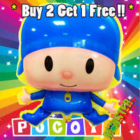 Pocoyo Birthday Party Balloons ! HIGH QUALITY! FREE SHIPPING!