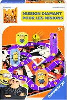 Jeu Moi, Moche Et Méchant 3 Mission Diamant Minions
