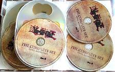 Yu-Gi-Oh! Duel Monsters: Season 1 - 5 (1 - 236 End) ~ 10-DVD ~ English Version