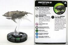 Heroclix - #020 Prototype 01-Star Trek Tactics IV