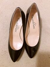 Emanuela Passeri Pumps Soft Leather Size37 Made in Italy