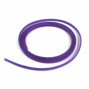 Purple Ultra Wrap Wire Loom Variety Pack - 50 Feet Total
