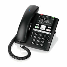 BT Paragon 650 Desktop Phone 032116 with Answering Machine in Black FREE POST