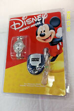 New listing Disney Watch Mickey Mouse With Fitness Radio New