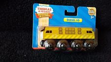 Thomas The Train Fisher Price Wooden Railway Diesel 10 New in box