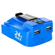 Batteries et chargeurs électriques pour le bricolage 24V