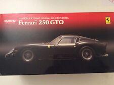 Ferrari 250 GTO 1962 schwarz Kyosho 1/18 08431BK OVP