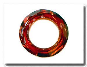Swarovski® Crystal Red Magma Cosmic Ring