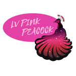 LV Pink Peacock