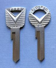 FORD VINTAGE 1958 1959 1960 1961 1962 1963 1964 TRUCK KEY BLANKS