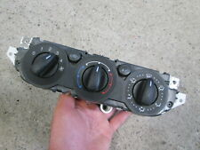 2008 FORD FOCUS MK2 1.8 5 DOOR HEATER CONTROL PANEL FAN SWITCH WITH AIRCON