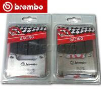 HONDA CBR 600 RR 2005 2006 Pastiglie freno BREMBO RC Anteriori
