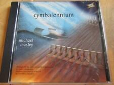 CYMBALENNIUM CD MICHAEL MASLEY 17 SONGS HUNGARIAN HAMMERED DULCIMER SANTOUR