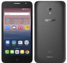 Téléphones mobiles noirs Alcatel 4G