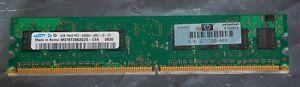 Samsung 1GB DDR2 667MHz PC2-5300 Desktop Memory Module