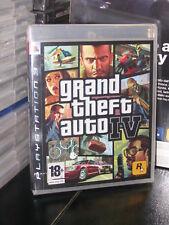 GRAND THEFT AUTO IV GTA 4 GIOCO SONY PS3 NUOVO ITALIANO