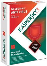 Kaspersky  Anti-Virus 2013, 3 Users (Retail (License + Media)) (3) - Full Versi…
