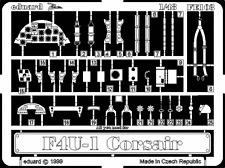 Eduard Zoom FE103 1/48 Terminal F4U-1 Corsair Tamiya C