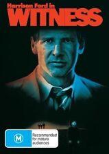 WITNESS Harrison Ford DVD R4