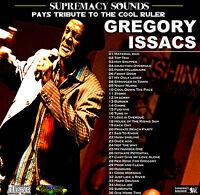 REGGAE GREGORY ISAACS TRIBUTE MIX CD