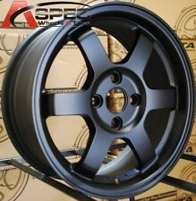 16 ROTA GRID RIM 4X100 INTEGRA CIVIC NEON FIT MX3 WHEEL