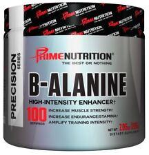 Prime Nutrition Beta-Alanine Powder B-ALANINE 100 Servings 200 Grams - NEW